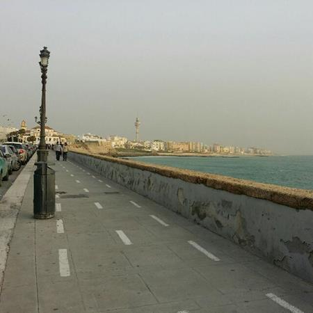 Salir por Cádiz