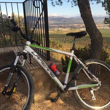 Salir en bicicleta o ciclismo