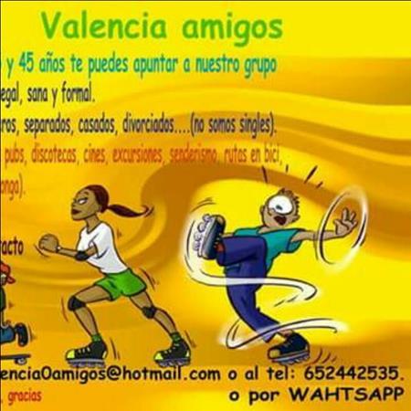 Valencia amigos