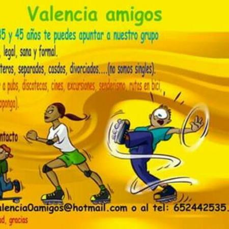 Valencia amigos 2 grupo