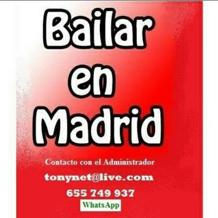 Bailar en Madrid