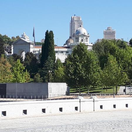 Quedadas en Madrid Río y ligar