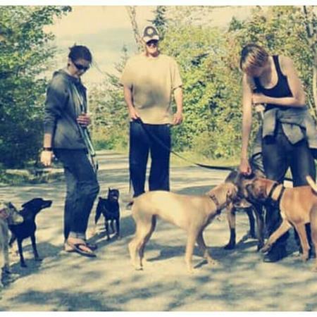 Amistad con perros