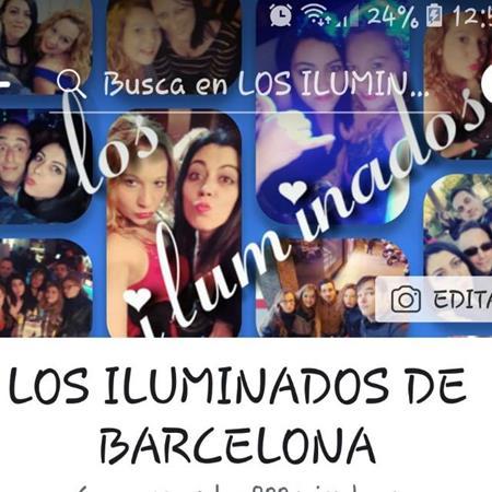 Los iluminados de Barcelona