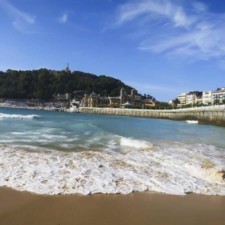 Quien viene a San Sebastián?