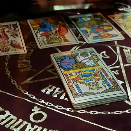 Intercambio tarot