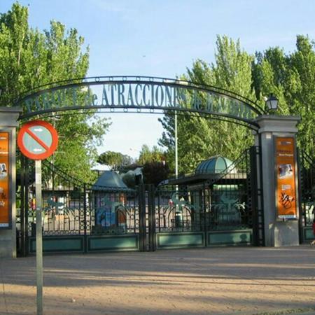 Ir a parques de atracciones
