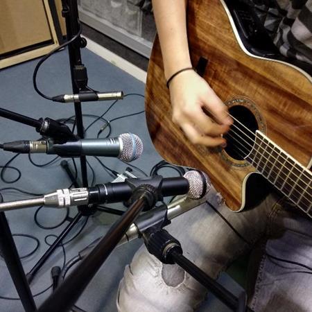 Musicos por Granada