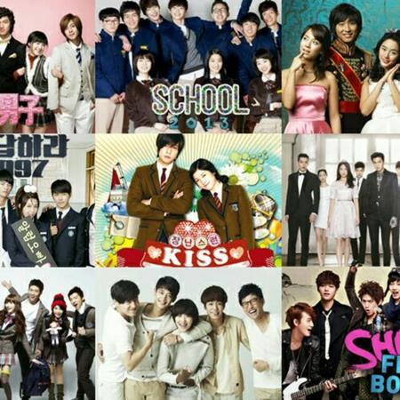 K-Dramas /J-Dramas