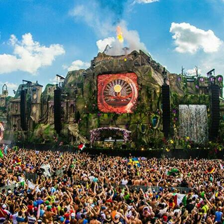 Tomorrowland 2017 Barcelona