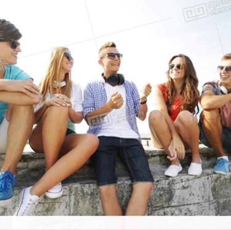 Amistades entre 18-26