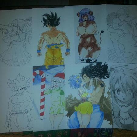 Soy dibujante