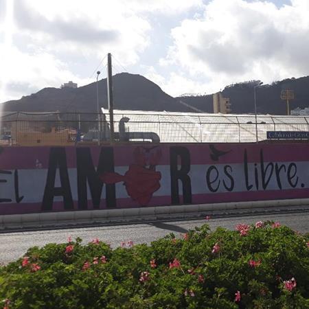 Amigos en Gran Canaria