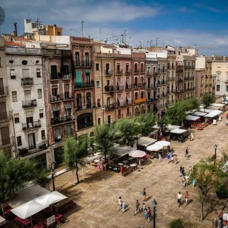 Amaneci contento (Tarragona)
