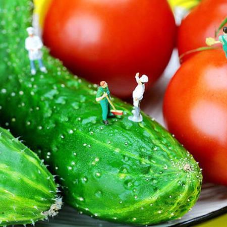 Vegetarianos/veganos andaluces