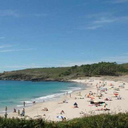 Amistad y playa Vigo