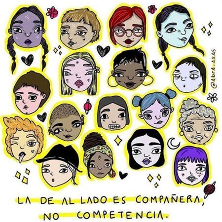 Chicas Madrid 18-30 🌸