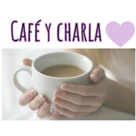 Café y charla