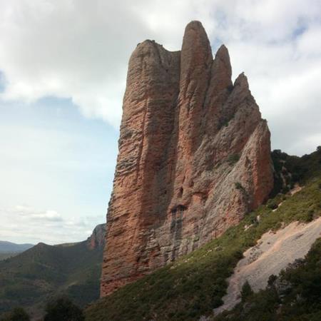 Escalada terres de Lleida