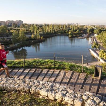Running parque de cabecera