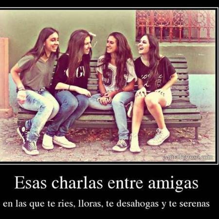 Amistad chicas