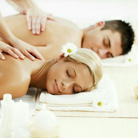 Intercambio de masajes