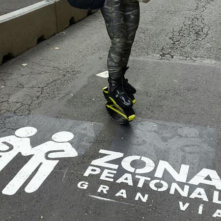 Kangoo Jumps Madrid Norte