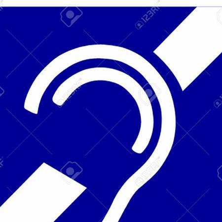 Grupo Con gente sorda