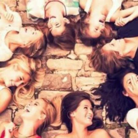 Grupo de amigas 23-28!! :)