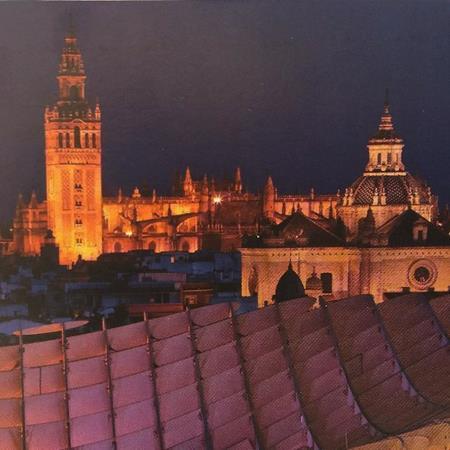 Disfrutar en Sevilla