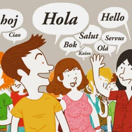 Intercambio de idiomas!