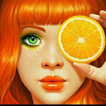 Naranjas completas