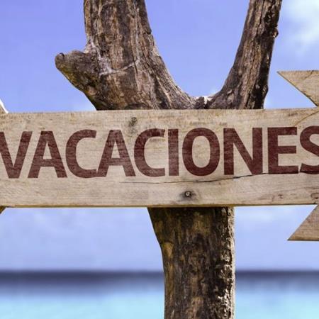 Vacaciones agosto con gente