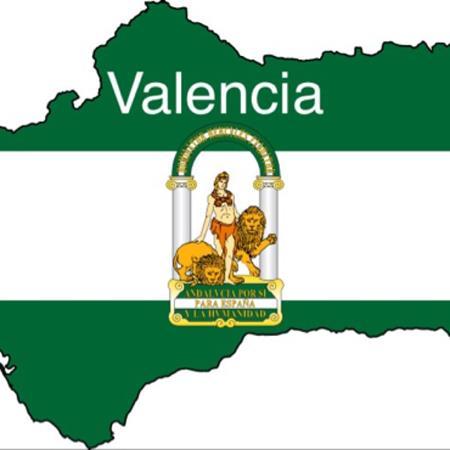 Andaluzas/ces por Valencia