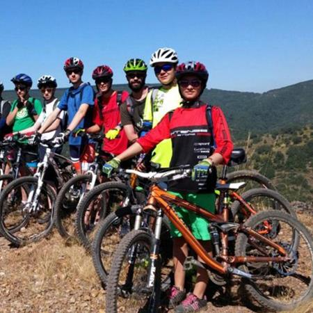 Ciclismo montaña principiantes