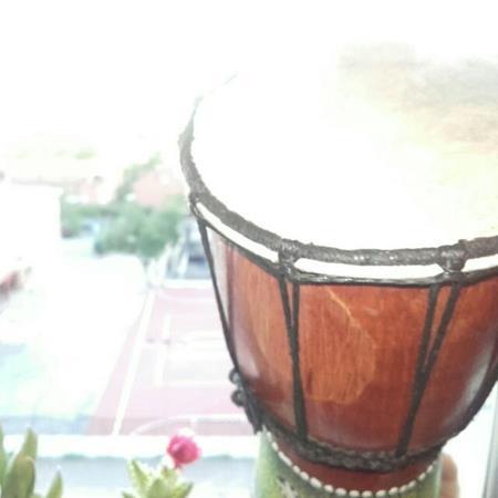 Percusión en Móstoles, el soto