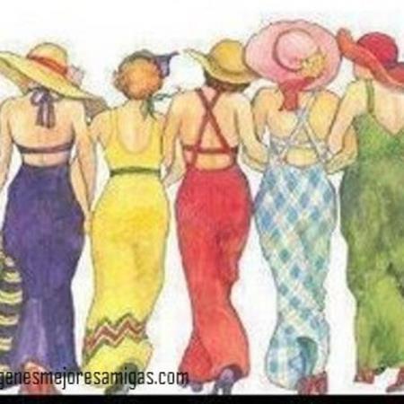 Mujeres auténticas y no mudas!