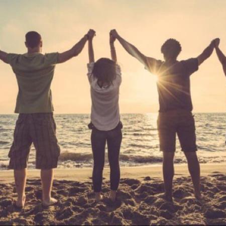 Amistades sanas 18 a 30 años