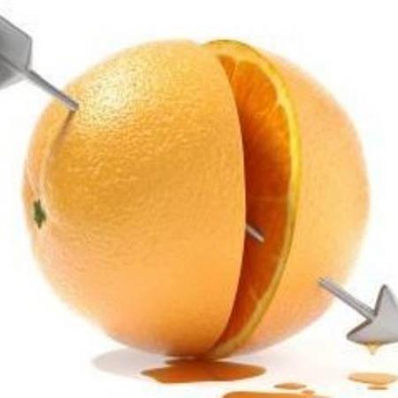 Buscando mi media naranja